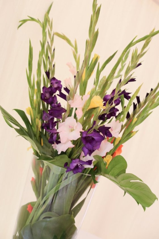 event flower arrangement