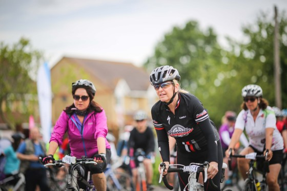 charity bike ride - Divas on Wheels