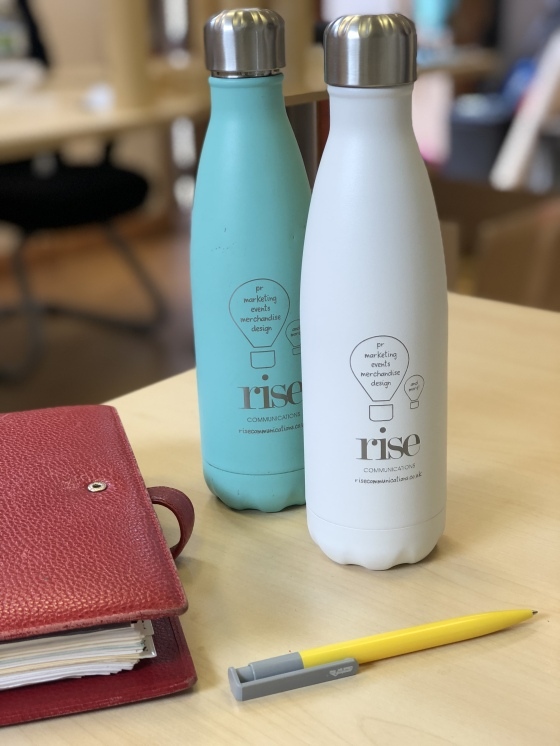 promotional reusable water bottles
